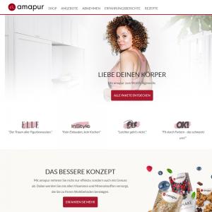 amapur homepage