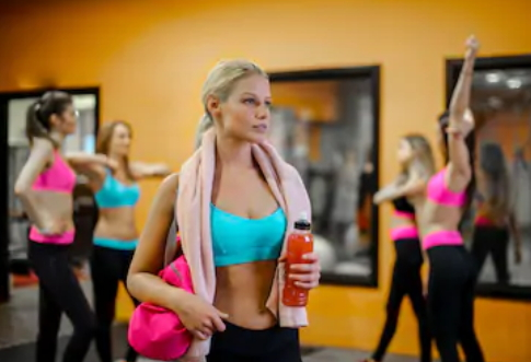 die Fitness Ernährung