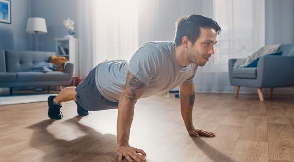 Fitness zu Hause