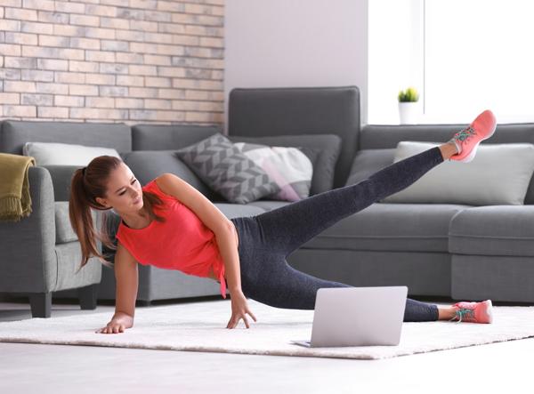 Fitness zu Hause Wo gibt es gut Fitness-Videos