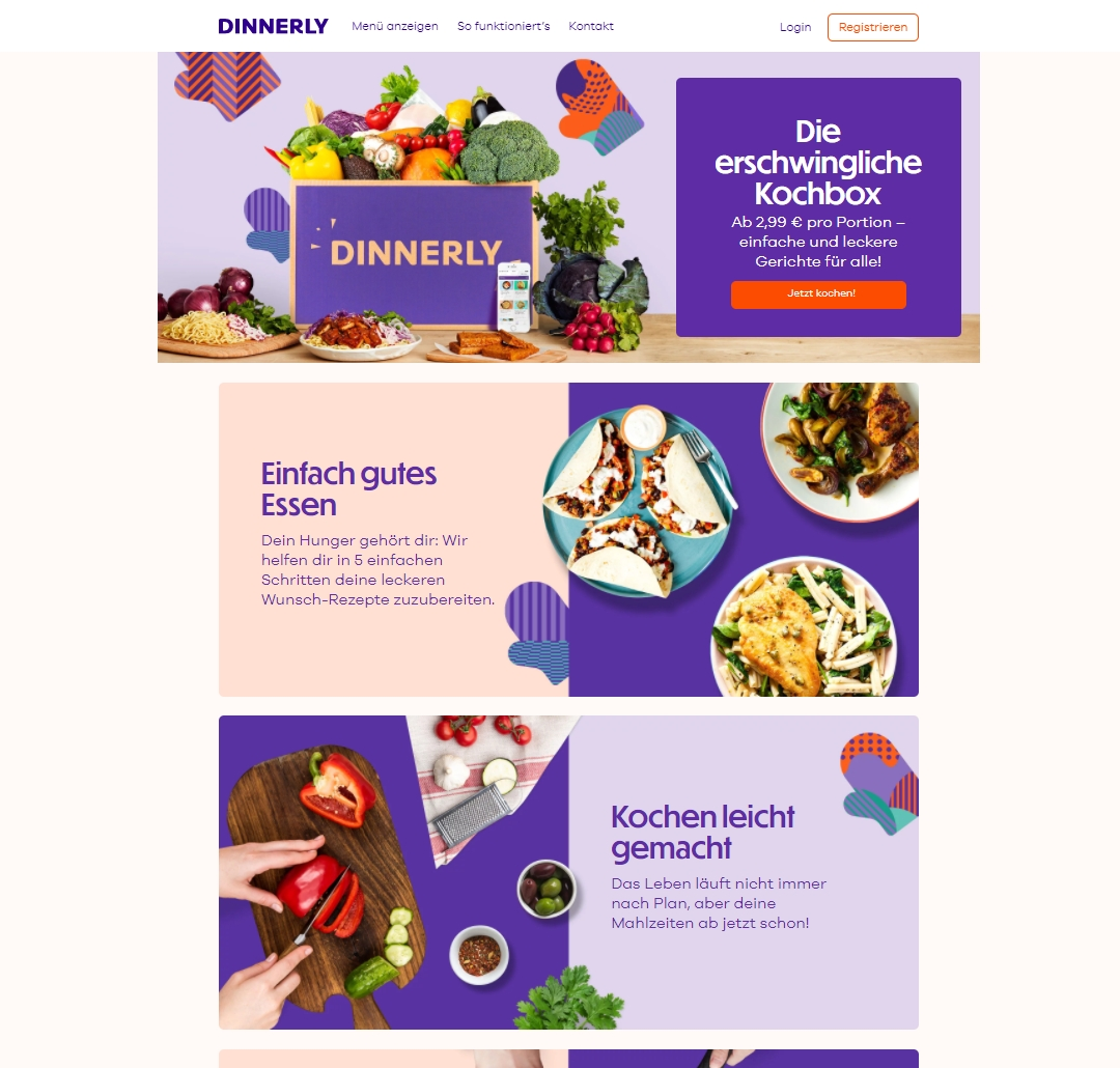 dinnerly-homepage